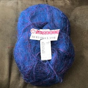 BERROCO Mohair Classic Yarn 2 Skeins Mohair/Wool